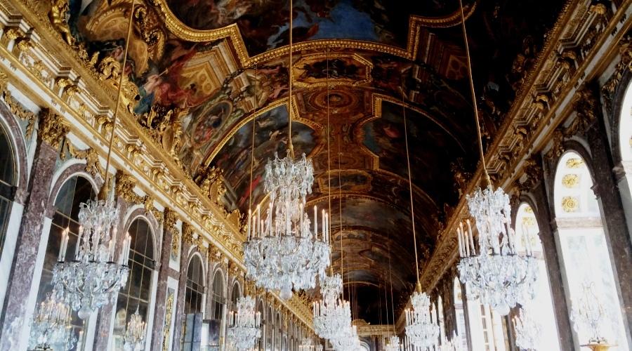 Экскурсия по Версальскому дворцу