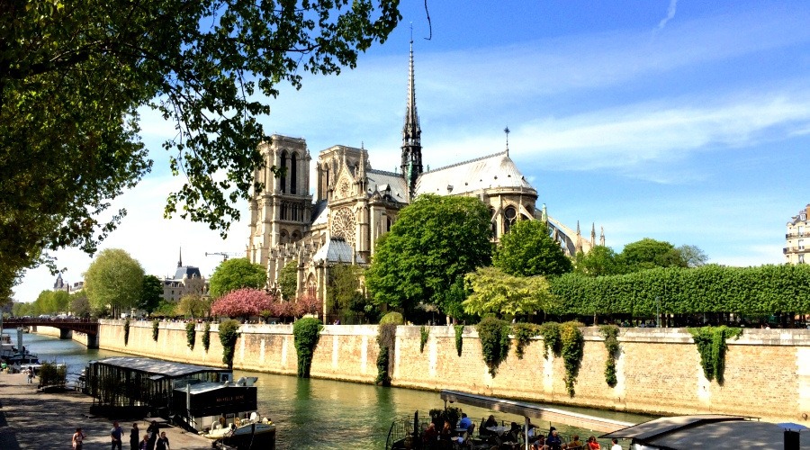 Собор Парижский Богоматери