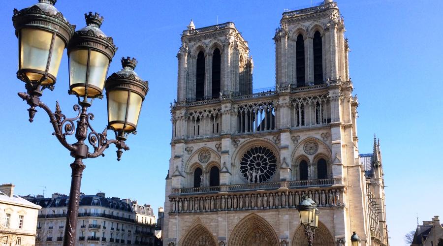 Собор Парижской Богоматери