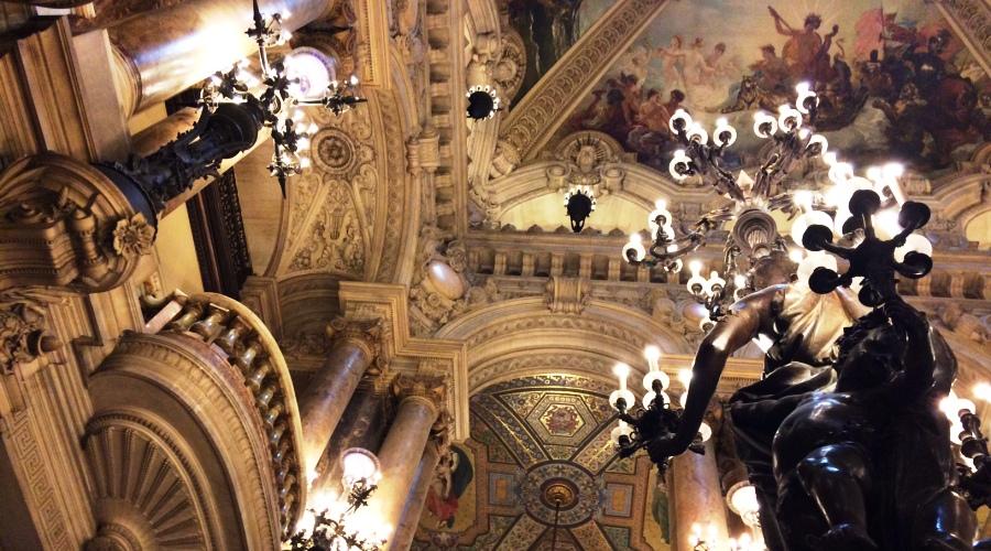 Экскурсия в Опера Гарнье
