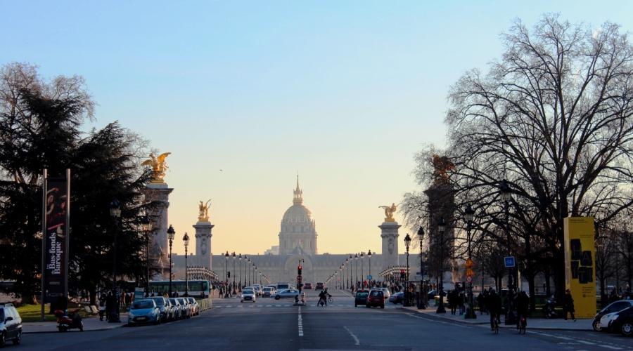 Экскурсия по русскому Парижу