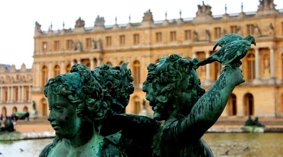 Версаль с гидом