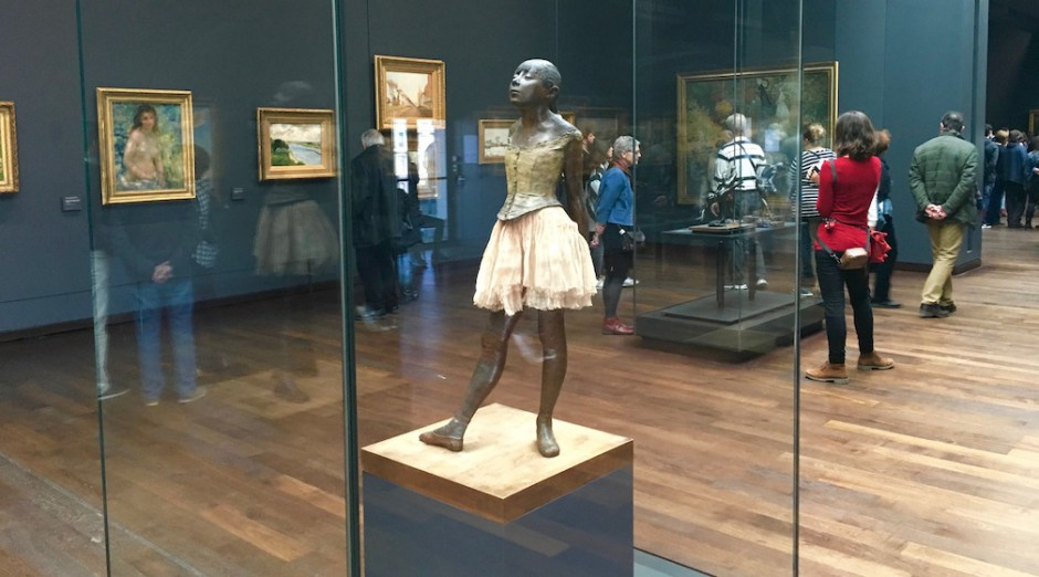 Скандалы музея Орсе