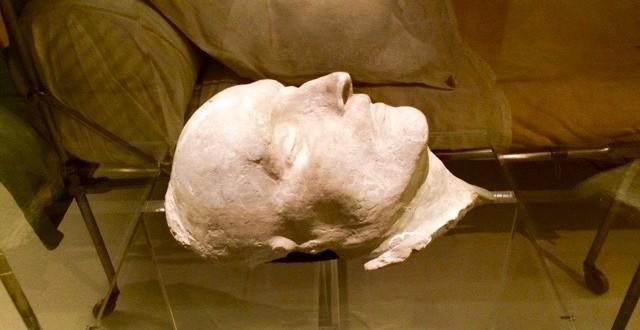 Посмертная маска Наполеона