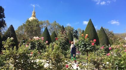 Сад Музей Родена в Париже